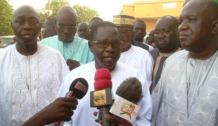 COALITION GAGNANTE MANKO - Pape Diop accuse Macky d'avoir plongé le Sénégal dans une crise et d'avoir dribblé ses alliés lors des investitures