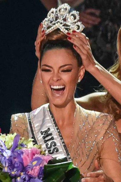 Miss Afrique du Sud sacrée Miss Univers