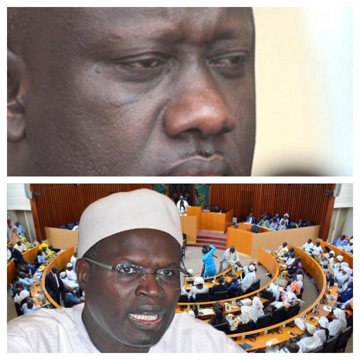 Khalifa Sall vers la perte de ses droits civiques,de son fauteuil de maire et de son mandat de député