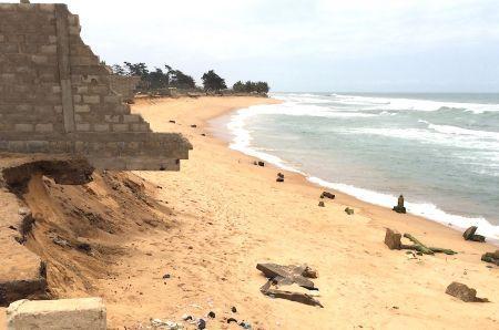 La Banque mondiale injecte 210 millions $ dans la lutte contre l'érosion des côtes ouest-africaines