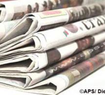 SENEGAL-PRESSE-REVUE Les ennuis judiciaires de Khalifa Sall à la une
