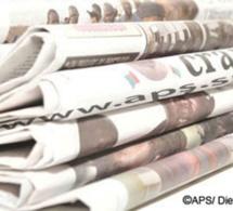 SENEGAL-PRESSE-REVUE L'AFFAIRE KHALIFA SALL ET D'AUTRES SUJETS EN EXERGUE