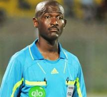 SENEGAL-AFRIQUE DU SUD-ARBITRAGE L'ARBITRE GHANÉEN JOSEPH ODARTEI LAMPTEY BANNI À VIE PAR LA FIFA