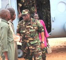 SENEGAL-SECURITE LE PRÉSIDENT DE LA RÉPUBLIQUE RÉITÈRE ''TOUT'' SON SOUTIEN AUX FORCES DE DÉFENSE ET DE SÉCURITÉ (OFFICIEL)