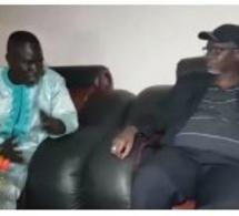 Sénégal Elections Législatives Accueilli en grande pompe aux Parcelles Assainies de Thies, Siré Dia rend visite à Mor Guèye Sope Naby