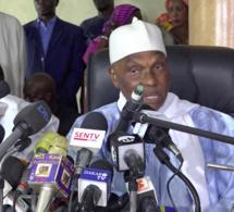 Abdoulaye wade tire le bilan des législatives: «nous ne participerons plus à une élection organisée par le régime de macky sall»