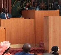 L'Assemblée nationale installée la semaine prochaine