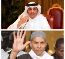 « Jamais nous ne serions intervenus sur l'affaire Karim Wade, sans l'autorisation du Gouvernement Sénégalais « Ministre Affaires étrangères du Qatar