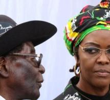 """Grace Mugabe: Une première dame qui a fait """"chuter"""" son mari"""